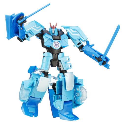 Transformers Robots in Disguise guerriers Classe Blizzard frappe Autobot Drift