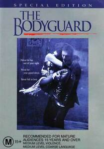 The-Bodyguard-Special-Edition-NEW-DVD-Whitney-Houston-Kevin-Costner-REGION-4