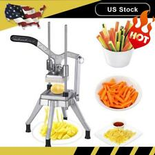 Stainless Steel 38 Blades French Fry Cutter Potato Vegetable Slicer Chopper