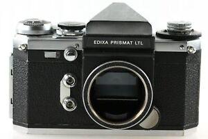 Edixa-Prismat-LTL-Body-Gehaeuse-SLR-Kamera-Spiegelreflexkamera