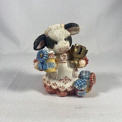 Mary Moo Moo\u2019s Figurine Preserved To Be The Best 125679-1994