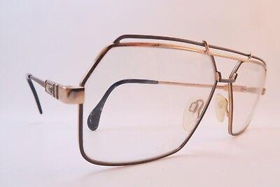 25b4de419bc Vintage 80s Cazal eyeglasses frames NOS Mod 734 Col 303 59-13 West Germany