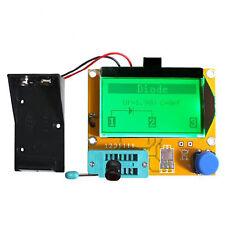 12864 LCD Mega328 ESR Meter Transistor Diode Triode Capacitor Mosfet Tester