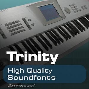 Korg Sf2 Soundfonts free