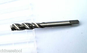 "1pcs Right Spiral Flute Tap 1/""-14 H2 HSS Threading Tools 1-14"