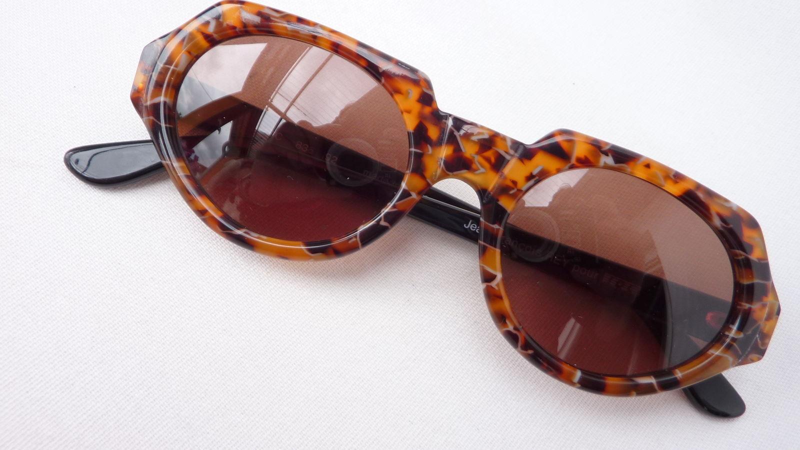 IDC Sonnenbrille braun cognac Hornoptik true Vintage NEU hochwertig Größe M | Wonderful  | Online-Exportgeschäft  | Spielzeugwelt, spielen Sie Ihre eigene Welt