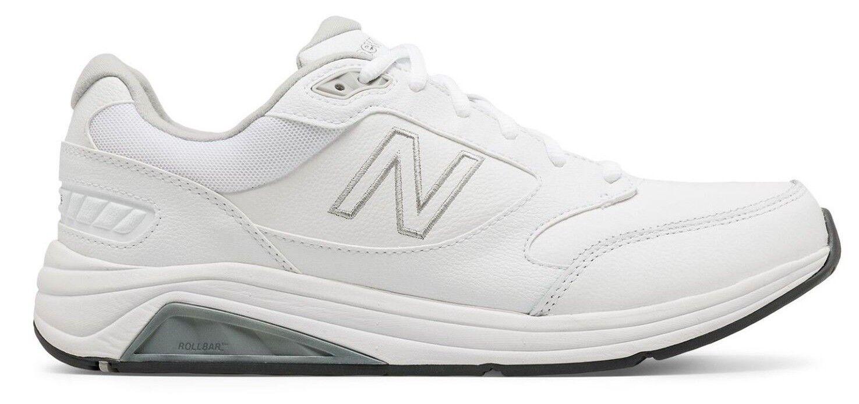 New Balance MW928WT3 Walking Men's 928v3 White Motion Control Health Walking MW928WT3 Shoes New 2f1595