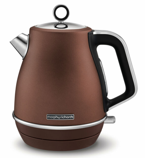 NEW Morphy Richards 104401 Evoke Bronze Jug Kettle