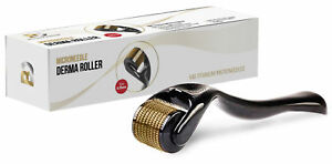 Derma-Roller-0-25mm-540-Titanium-Microneedles-for-Face-and-Skin-Care-Therapy