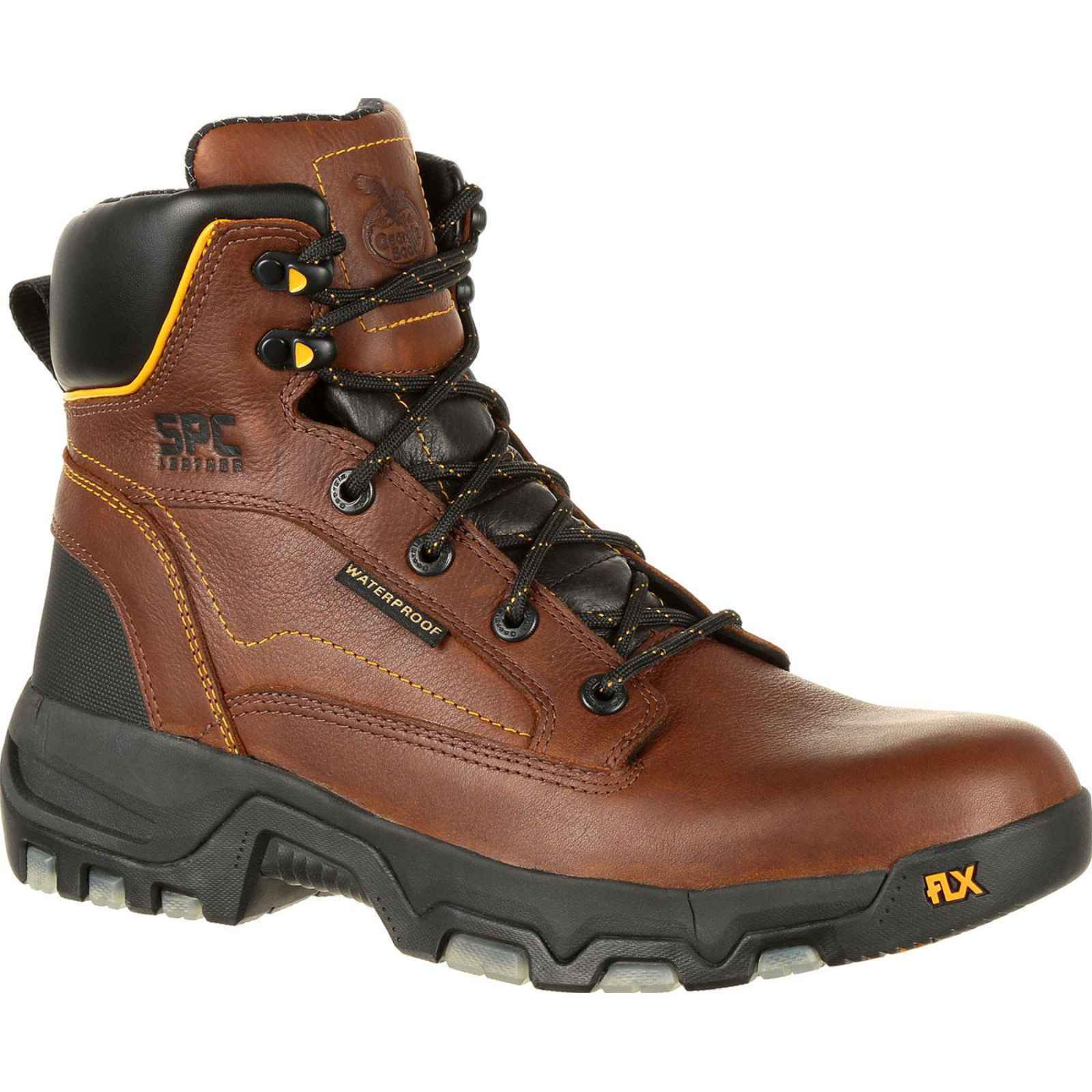 Georgia FlxPoint 6 Inch Waterproof Composite Toe Work Boot GB00168