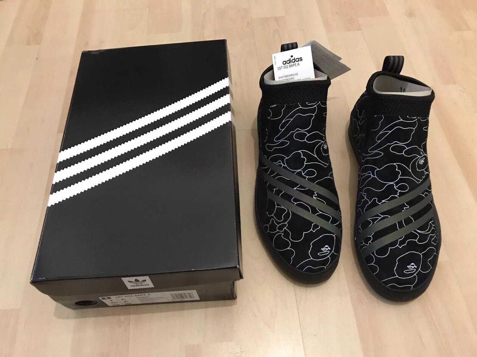Adidas Consortium 3ST.002 BAPE XENO DB3003 Gr.42 2 3 UK8,5 US9 NEW