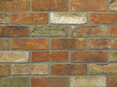 Herzhaft Feldbrandsteine Verblender Wdf Bh064 Beige Rot-bunt Vormauersteine Klinker Verschiedene Stile Baustoffe & Holz Klinker