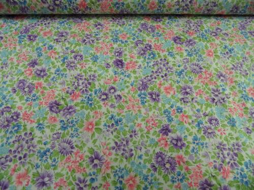 Patchwork substances de Makower différents designs par 25 cm x 110 cm 100/% coton