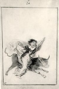 Nightmare and Mirth Goya/'s Album Drawings 2 Fine Art Prints