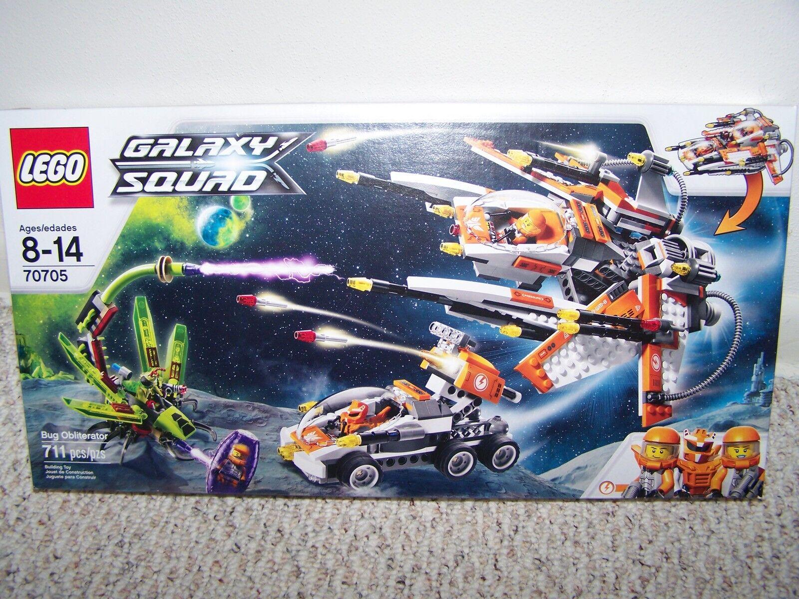 *LEGO GALAXY SQUAD   BUG OBLITERATOR   70705