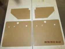 Pair Of Door Amp Kick Panels Fits Willys Wagonpickup 46 53