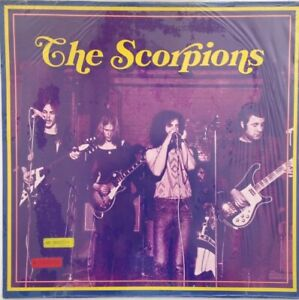 The-SCORPIONS-1976-Unplayed-12-034-Vinyl-LP-034-Lonesome-Crow-034-Brain-0900093-D
