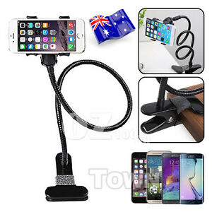 80a2a2f5eed0 Image is loading Universal-Flexible-Long-Arm-Mobile-Phone-Holder-Desktop-