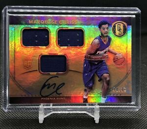 2016-17-Marquese-Chriss-Gold-Standard-RC-Rookie-Triple-Jersey-Patch-Auto-99-RPA