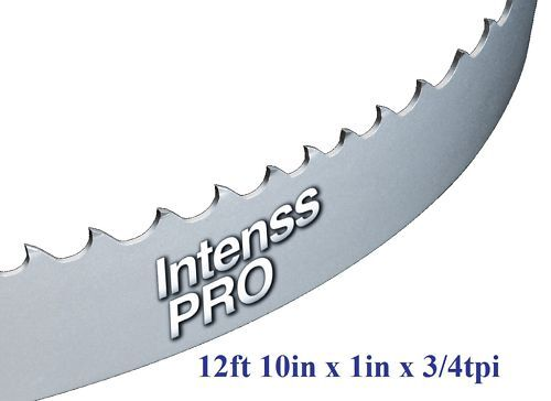 """12/' 10/"""" 154/"""" x 1/"""" x 3//4T M42T Starrett Band Saw Blade"""