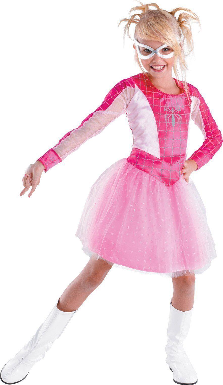 Spider-Man Spider Girl Classic Pink Costum