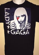 LADY GAGA FAME MONSTER 2009 SMALL T-SHIRT POP DANCE OUT OF PRINT