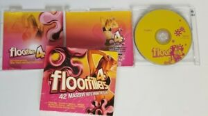 Floorfillers-Vol-4-Various-Artists-2005-42-Massive-Club-Hits-2-CD-VGC