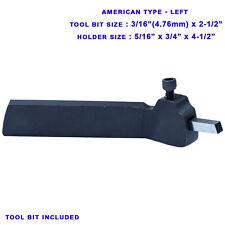 316 Hss Tool Bit Holder American Type Lathe Turning Left 516 X 34 Inch
