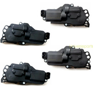 2 Left 2 Right Set Side Power Door Lock Actuators for Ford Explorer Expedition