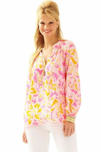 New Authentic Lilly Pulitzer Elsa Top Sale! Multiple Collections Printed