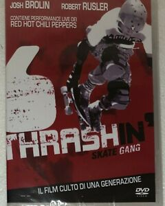 THRASHIN-039-SKATE-GANG-DVD-JOSH-BROLIN-RONERT-RUSHLER-NUOVO-SIGILLATO