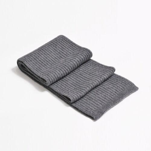 cadeaux parfait. Hommes Femmes de luxe 100/% cachemire côtelé foulard foulards wrap