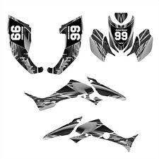 2007 - 2013 Honda TRX300EX Graphics kit #3333 Metal Free Customization
