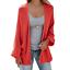 Women-039-s-Open-Front-Sweater-Long-Sleeve-Cardigan-Loose-Jacket-Coat-Tops-Black thumbnail 2