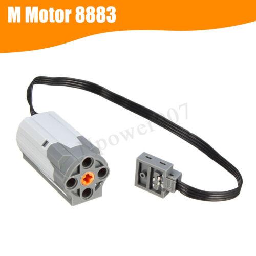 Technic Motor Zubehör 8883 Power Functions M Motor für Lego Baukästen Spielzeug
