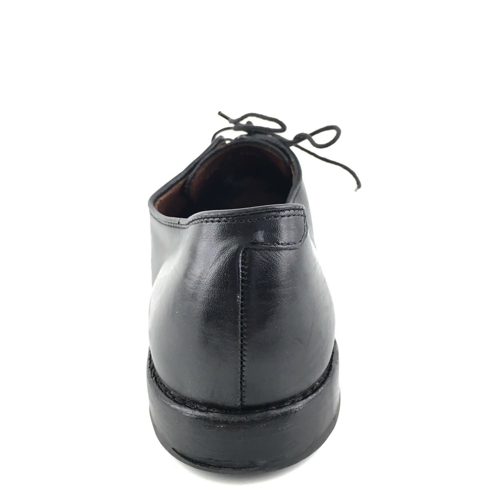 Allen hombre Edmonds Clifton Negro Cuero captoe Oxfords Zapatos de hombre Allen M d9f0fc