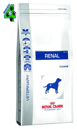 ROYAL CANIN RENAL 14 kg alimento per cane cani  con problemi renali SPTL