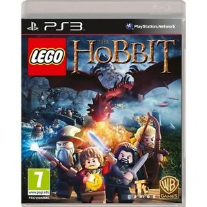 LEGO-The-Hobbit-Game-PS3-Sony-PlayStation-3-PS3-Brand-New