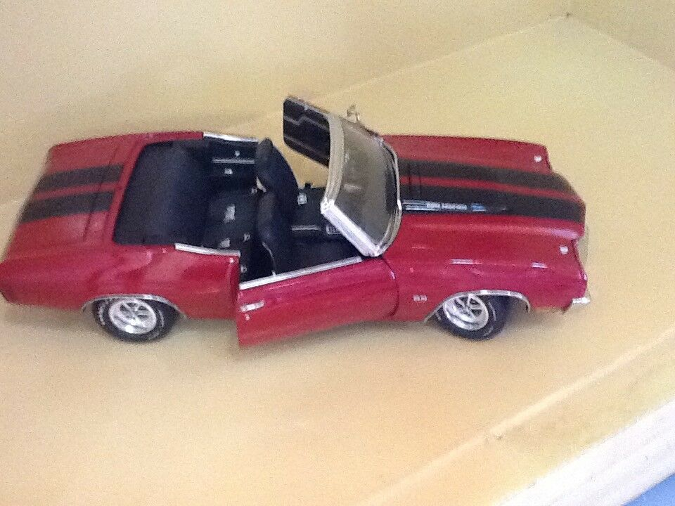 1970 LS6 Chevelle Exact Detail Replicas 1:18 Scale