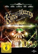 JEFF WAYNE'S MUSICAL VERSION  DVD NEU