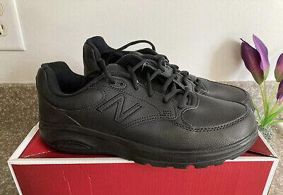 674 Shoes Black Size 7.5 2E