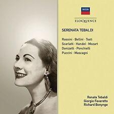 Renata Tebaldi - Serenata Tebaldi [New CD] Australia - Import