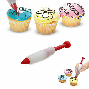 STYLO-A-DECORER-PATISSERIE-PIPETTE-DE-DECOR-PATISSIER-SERINGUE-SILICONE-ECRITURE