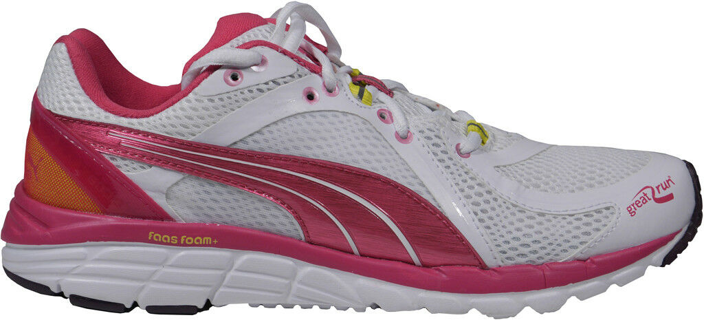 Puma Faas 600 S Great Run Womens Running shoes - White