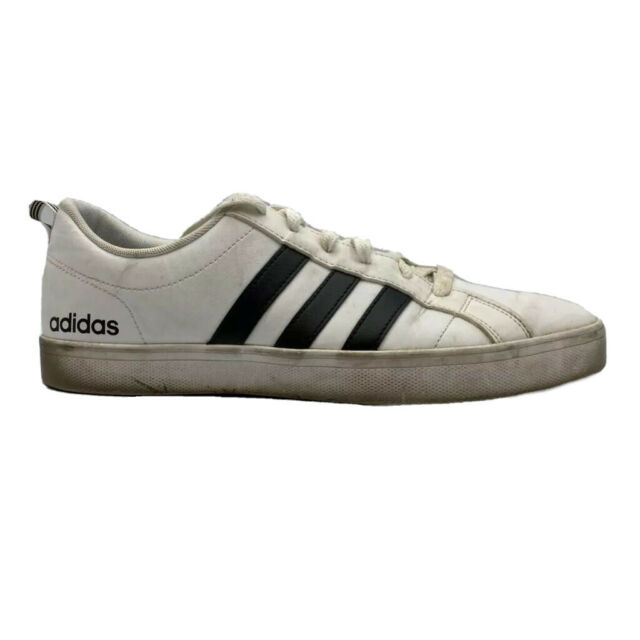Size 10 - adidas NEO Pace White