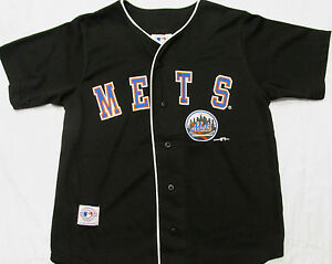 on sale 52b25 2b96f Details about Genuine Merchandise Boy's New York NY Mets Jersey NEW