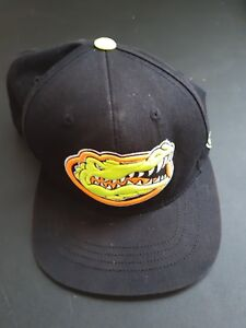 92a806998 Florida Gators Hat Cap One Size Fits All Black Neon Stitched Logo ...