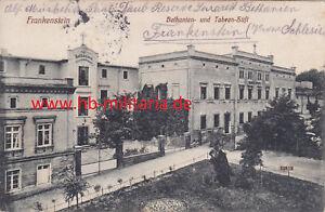 Ak-Frankenstein-Schlesien-Z-bkowice-l-skie-Bethanien-und-Tabeen-Stift-um-1915
