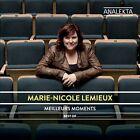 Meilleurs Moments de Marie-Nicole Lemieux (CD, Jan-2013, Analekta)