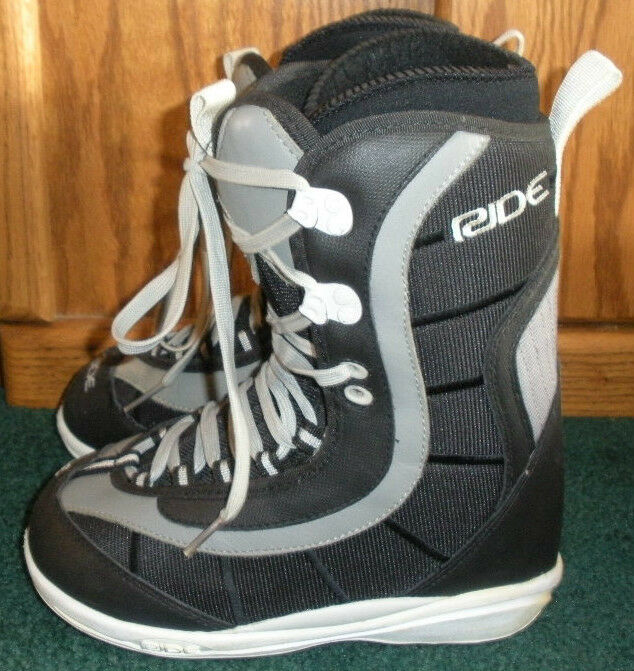RIDE  SNOW BOARD BOOTS, WOMENS 5